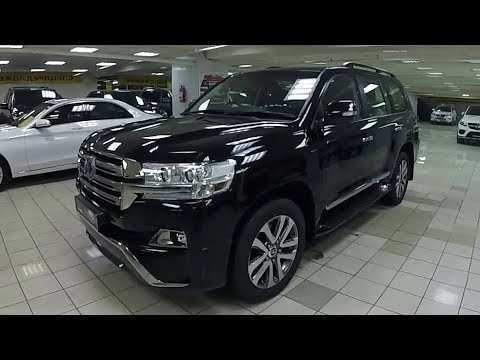 74 Best Toyota Land Cruiser V8 2019 Specs And Review