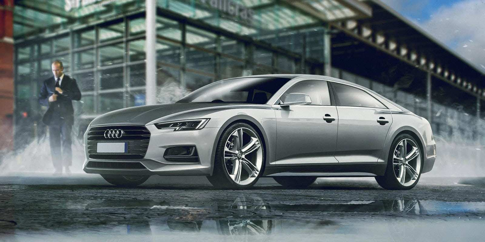 74 New 2019 Audi A9 Specs And Review