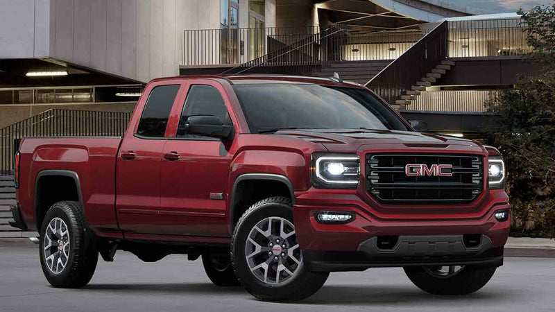 74 New 2019 GMC Sierra 1500 Engine