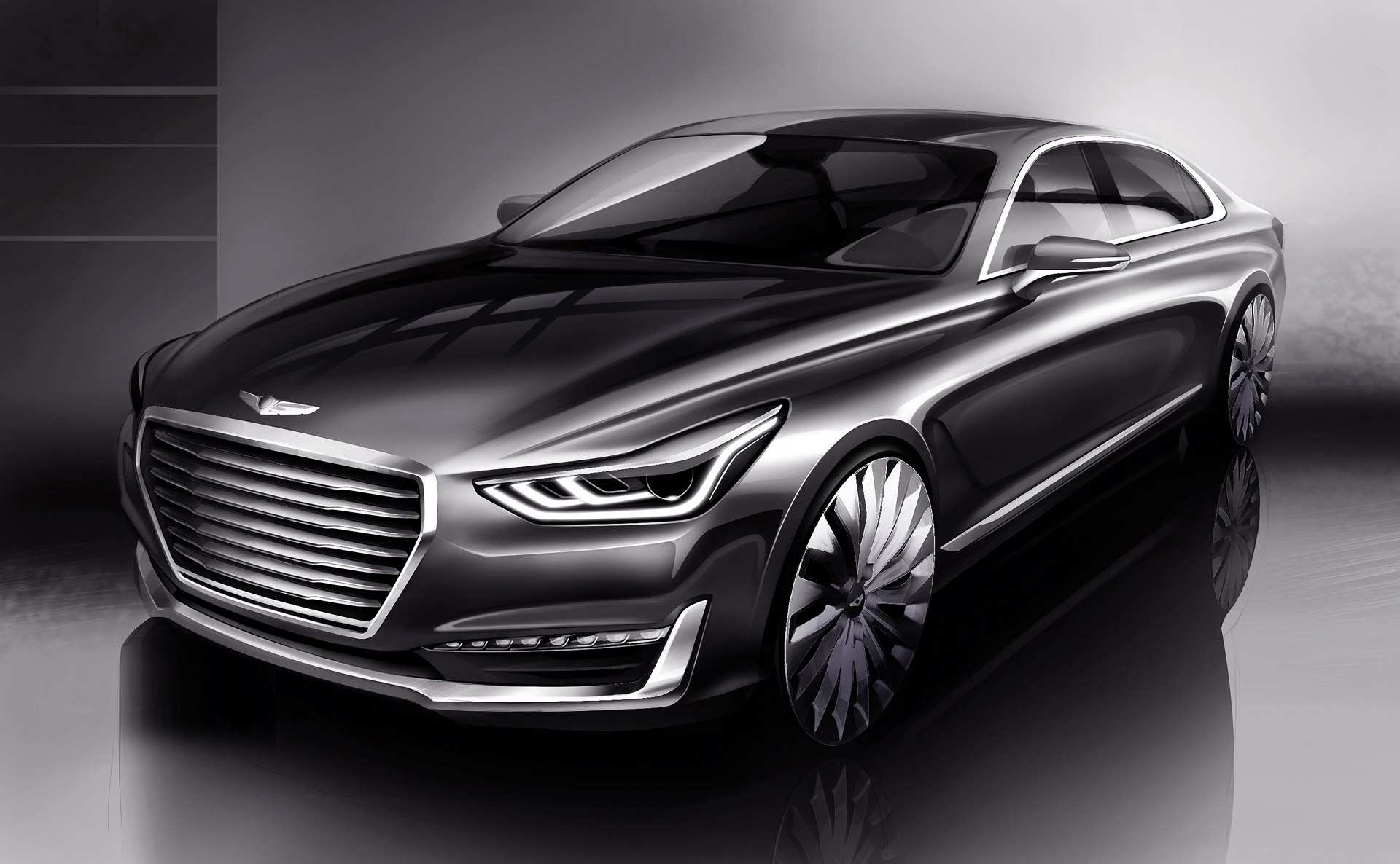 74 New 2019 Hyundai Equus Engine