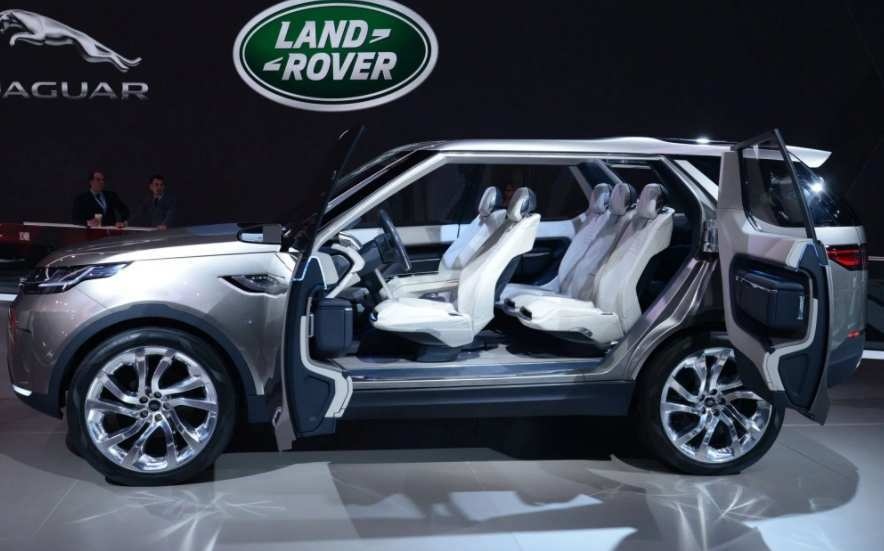 74 New 2019 Land Rover LR4 Redesign