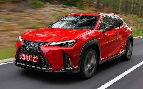 74 New 2019 Lexus Ux Release Date Concept And Review