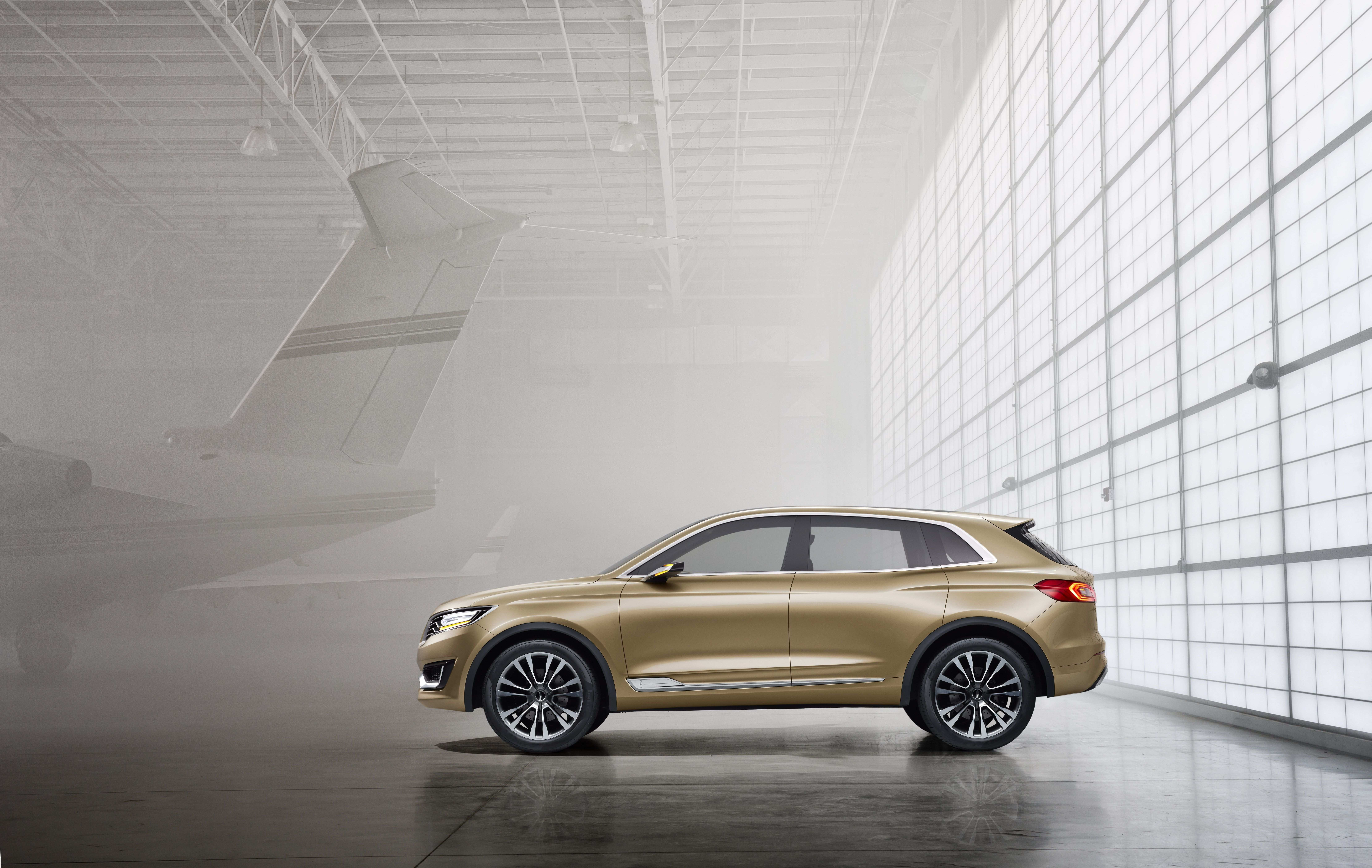 74 New 2019 Lincoln Mkx At Beijing Motor Show Picture