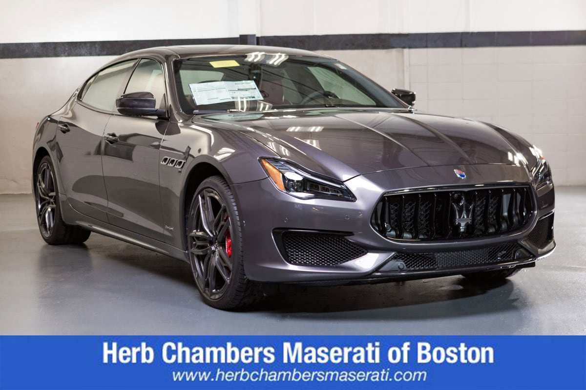 74 New 2019 Maserati Quattroportes New Review