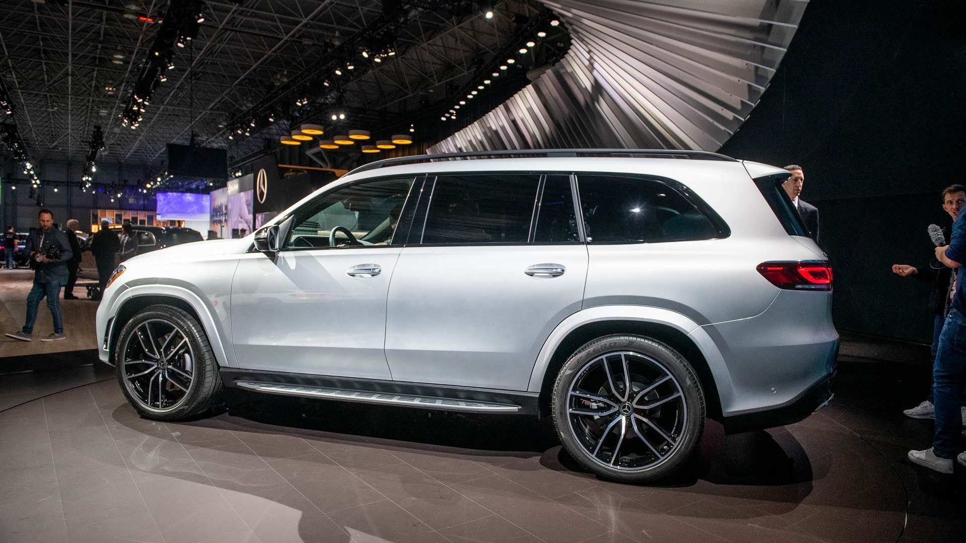 74 New 2019 Mercedes GLS Redesign And Concept