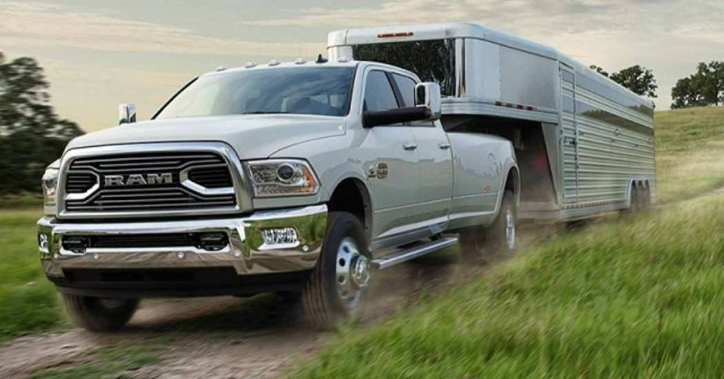 74 New 2019 Ram 3500 Diesel First Drive