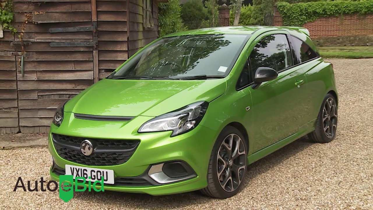 74 New 2019 Vauxhall Corsa VXR Redesign And Review