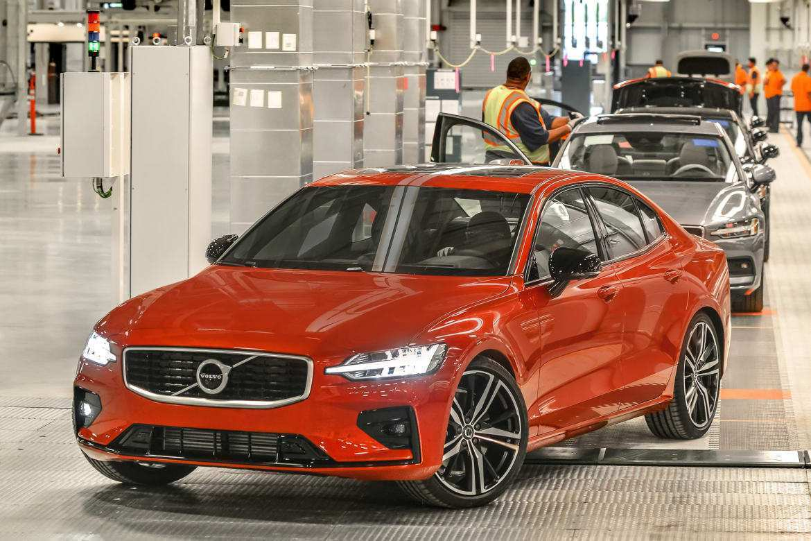 74 New 2019 Volvo V60 Price First Drive