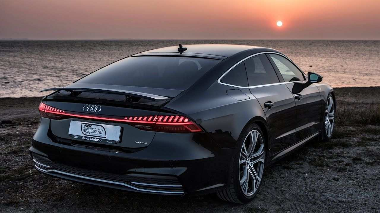 74 New 2020 Audi A7 Colors Price And Review