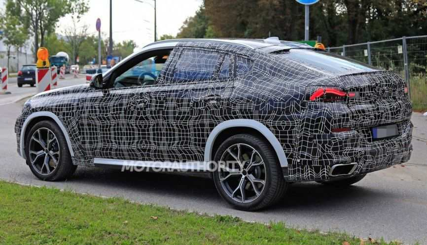 74 New 2020 BMW X6 Release Date Rumors