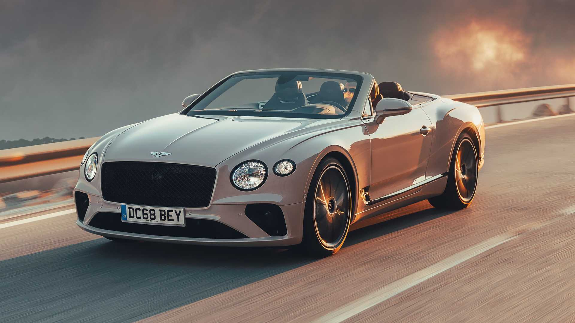74 New 2020 Bentley Continental GT Picture
