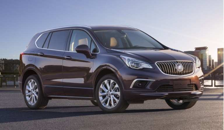 74 New 2020 Buick Envision Exterior