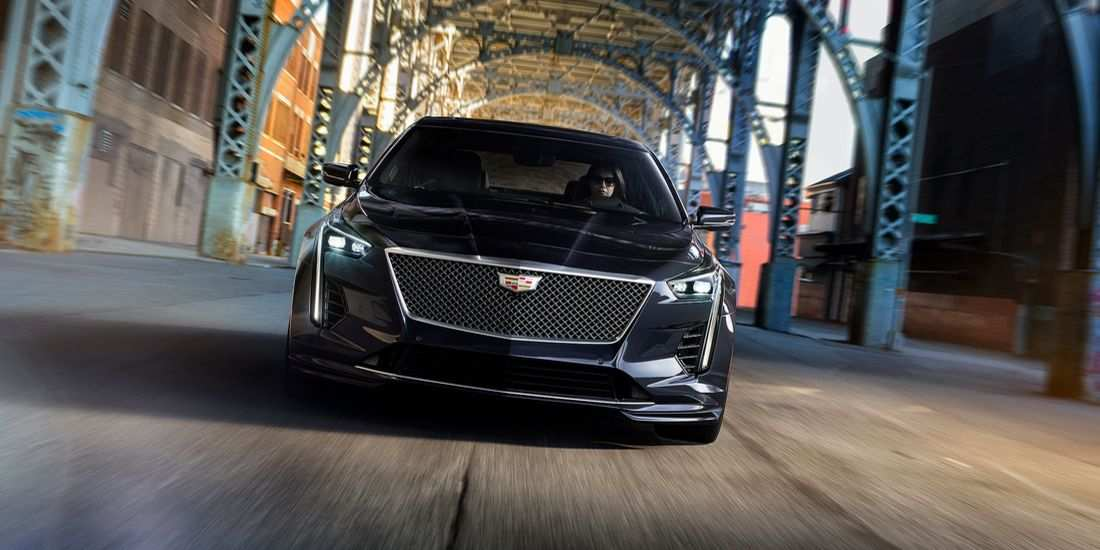 74 New 2020 Cadillac Ct6 V Performance And New Engine