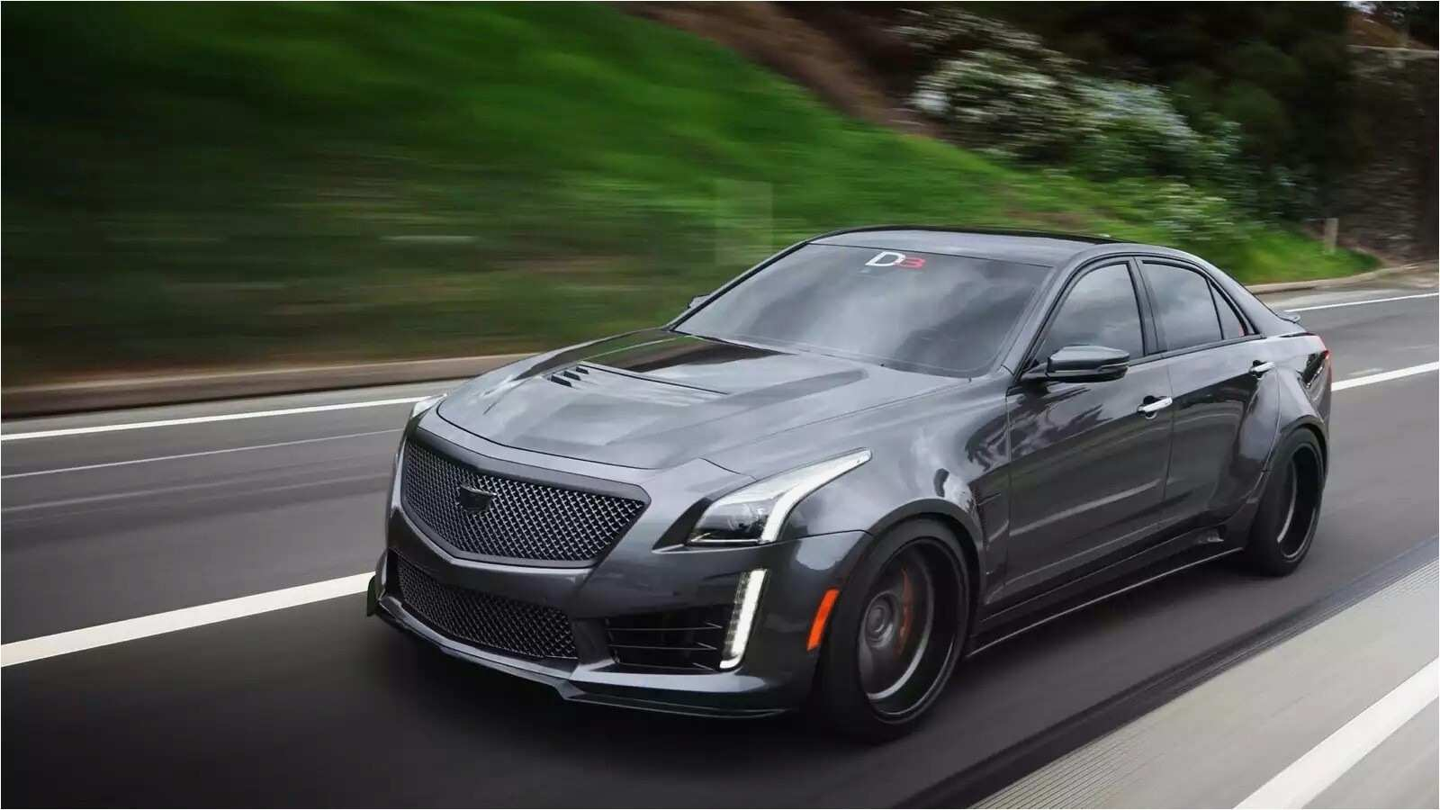 74 New 2020 Cadillac Cts V Coupe Review and Release date