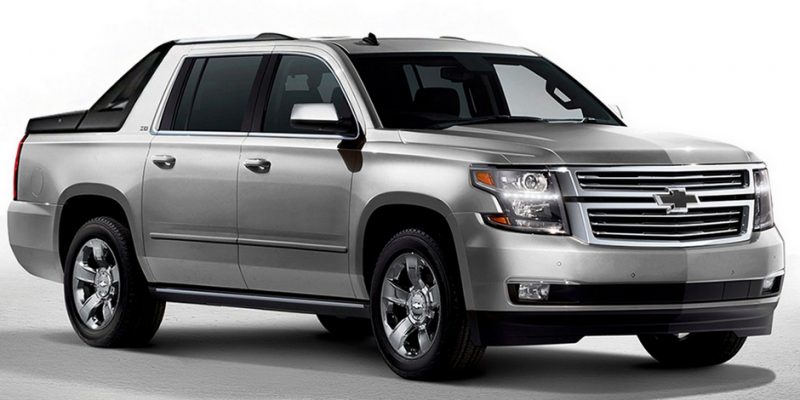74 New 2020 Chevy Avalanche Redesign And Review