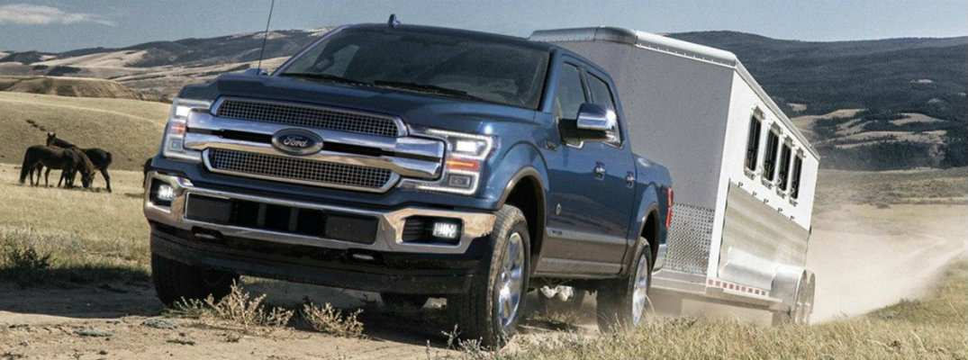 74 New 2020 Ford F 150 Redesign And Review