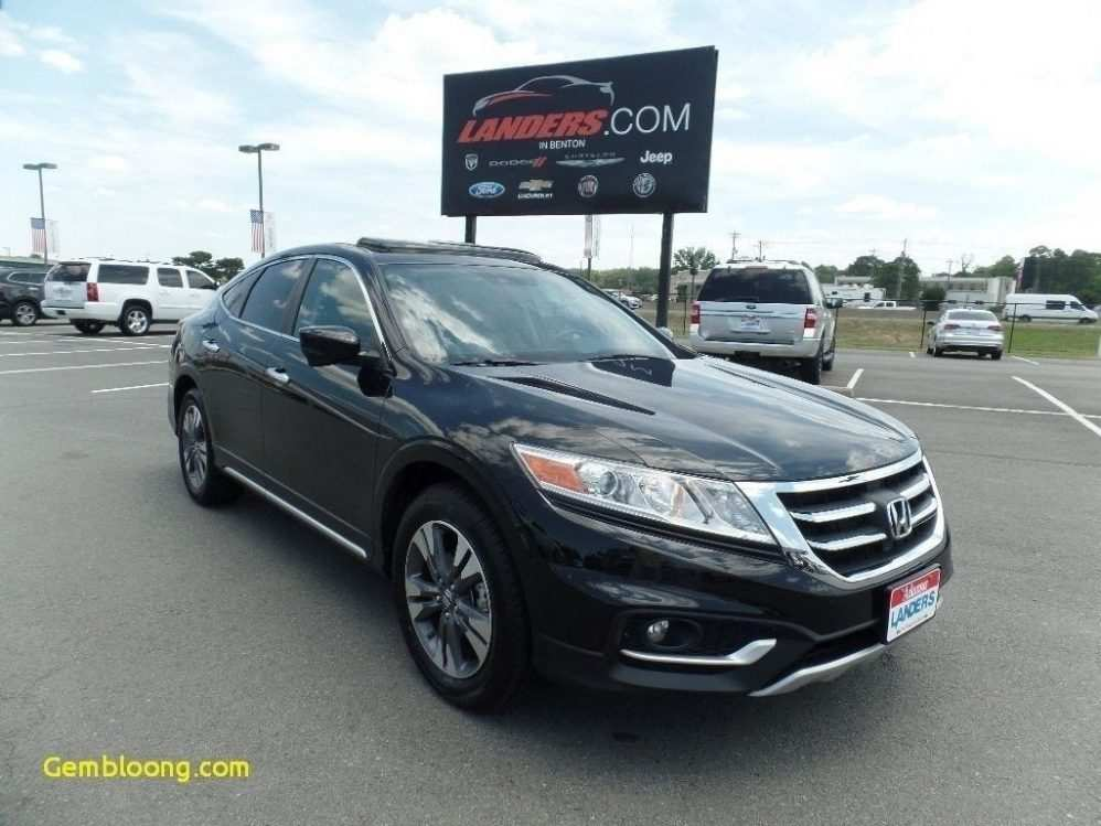 74 New 2020 Honda Crosstour Concept And Review