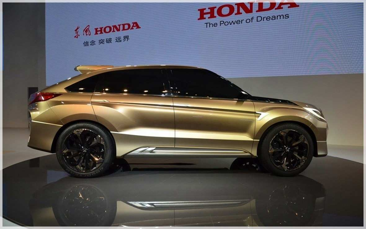 74 New 2020 Honda Crosstour Overview