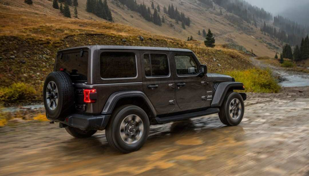 74 New 2020 Jeep Wrangler Diesel Picture