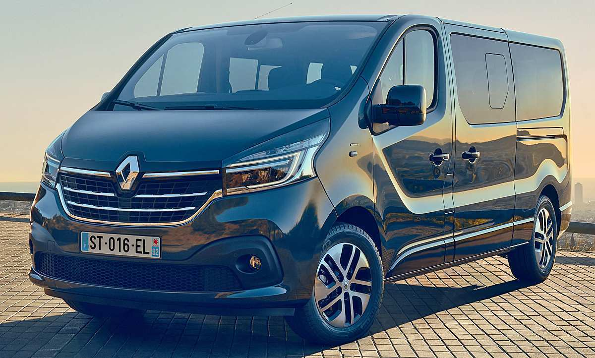 74 New 2020 Renault Trafic Redesign And Review