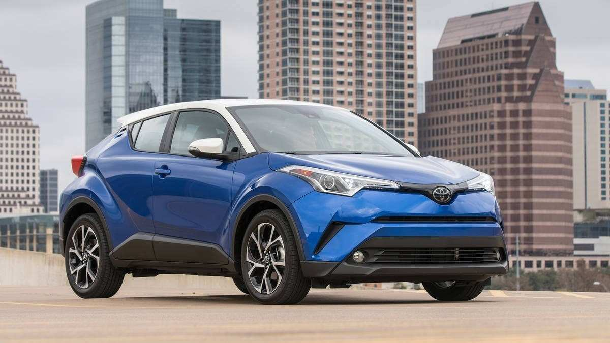 74 New 2020 Toyota C Hr Compact Exterior