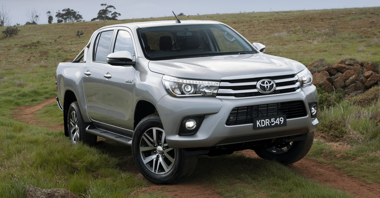 74 New 2020 Toyota Hilux Redesign And Review