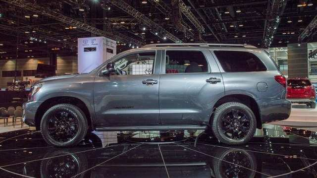 74 New 2020 Toyota Sequoias Performance And New Engine