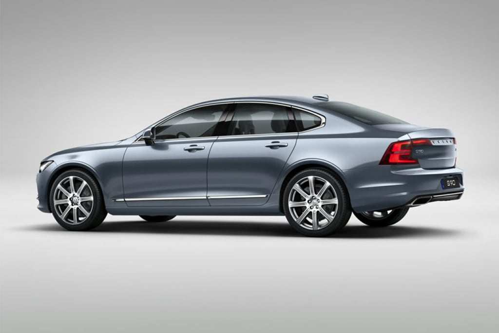 74 New S90 Volvo 2019 Price Design And Review