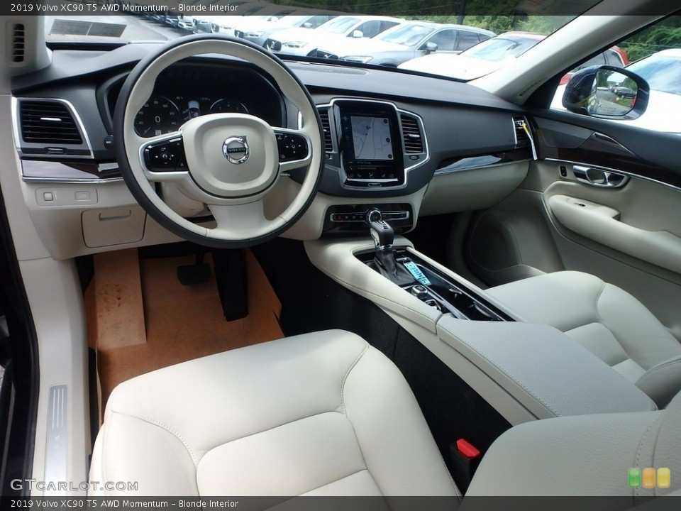 74 New Volvo Xc90 2019 Interior Price And Release Date
