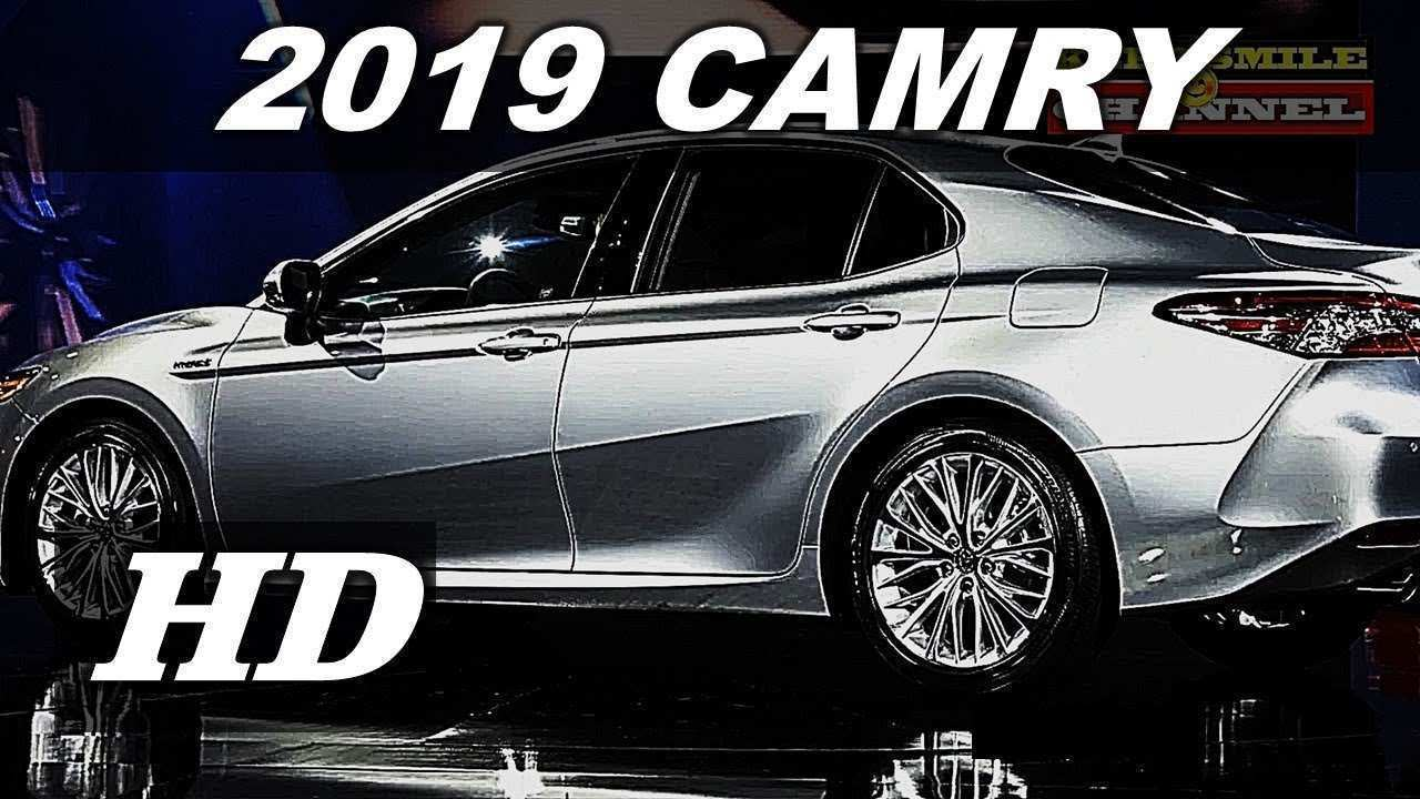 74 The 2019 All Toyota Camry Specs