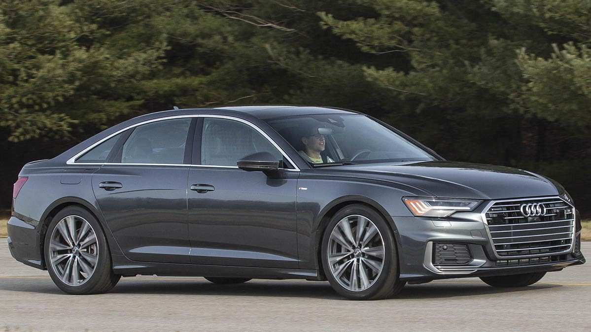 74 The 2019 Audi A6 Picture