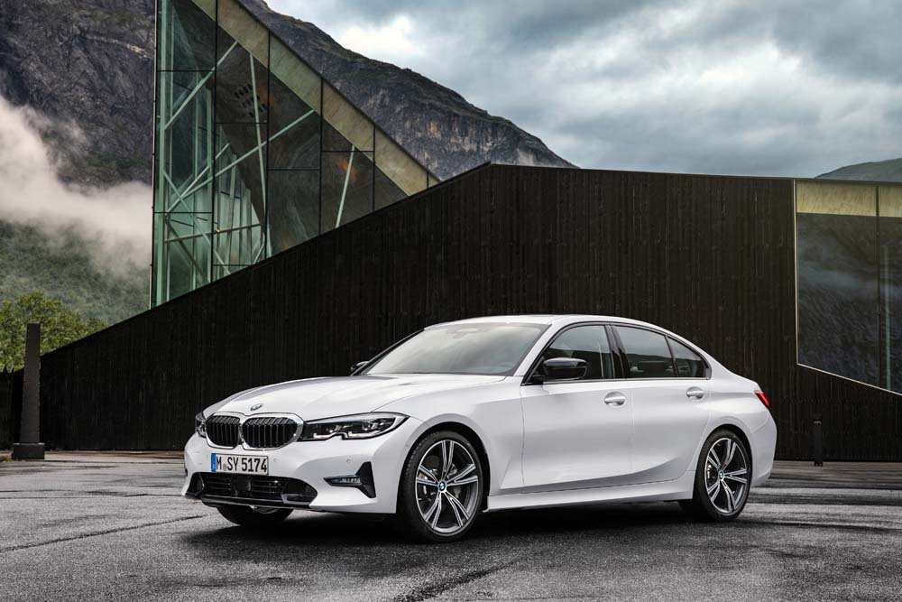 74 The 2019 BMW 3 Series Brings Model