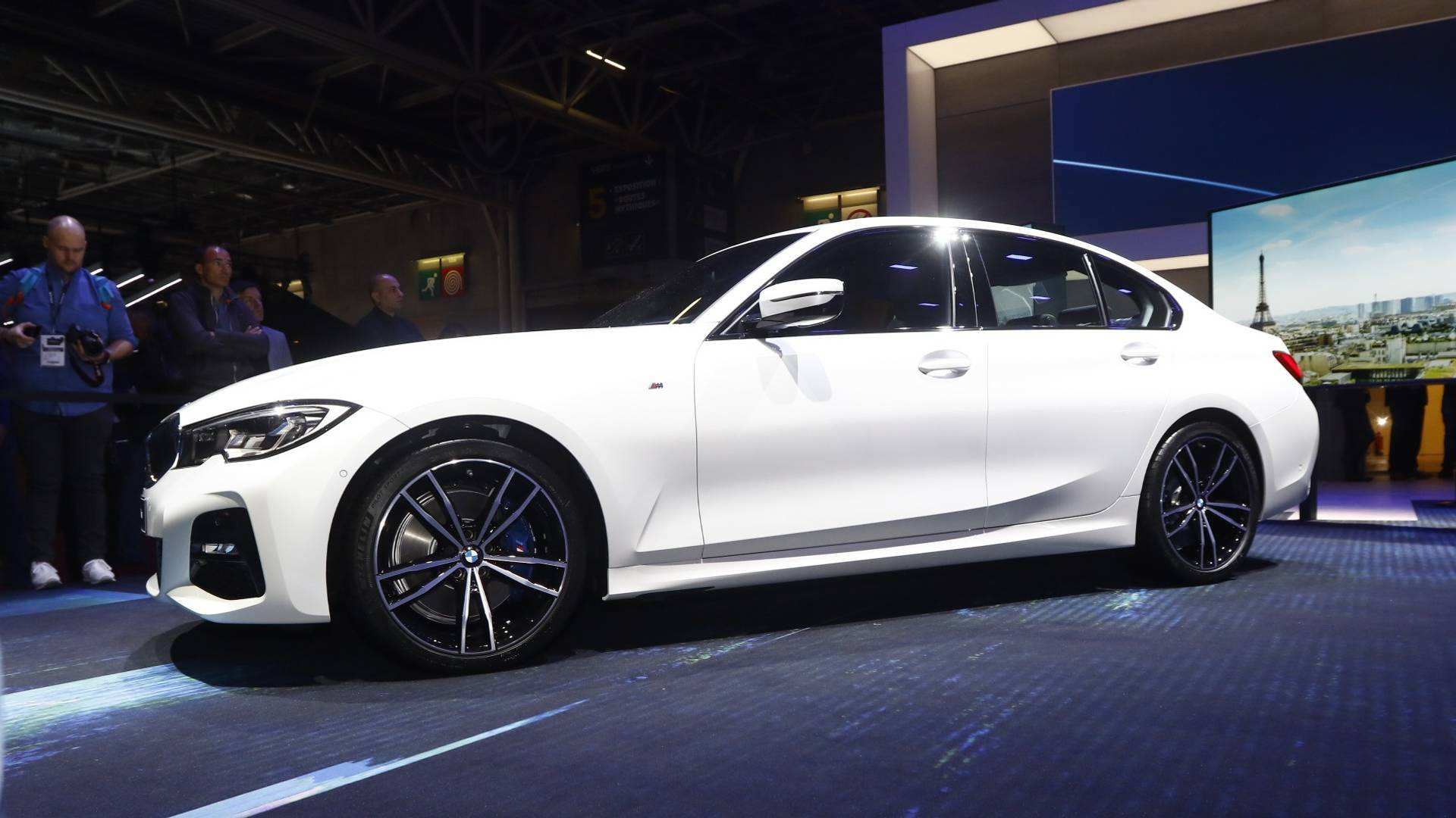74 The 2019 BMW 3 Series Model