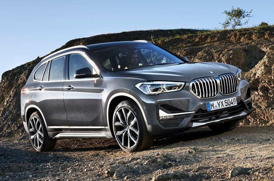 74 The 2019 BMW X1 Images