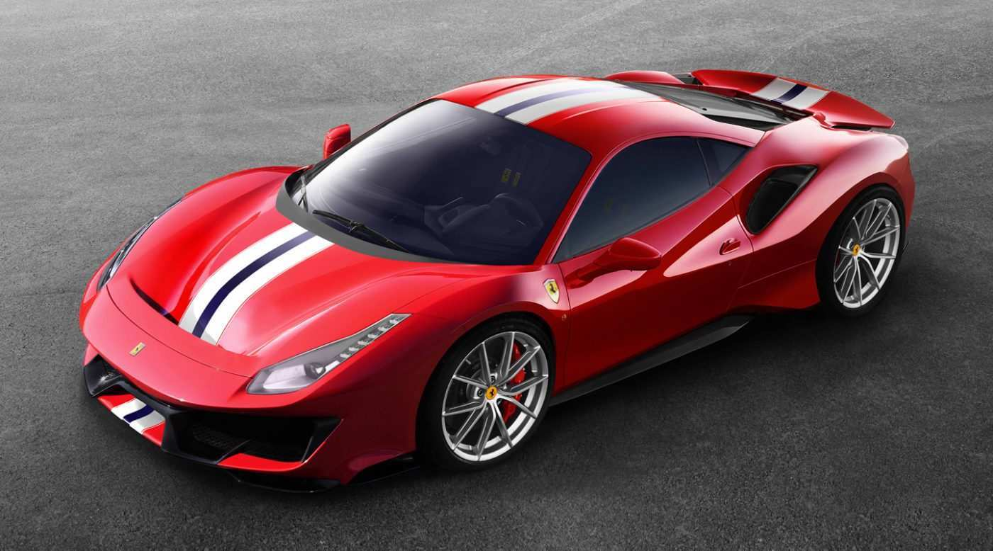 74 The 2019 Ferrari 488 Pista For Sale Concept