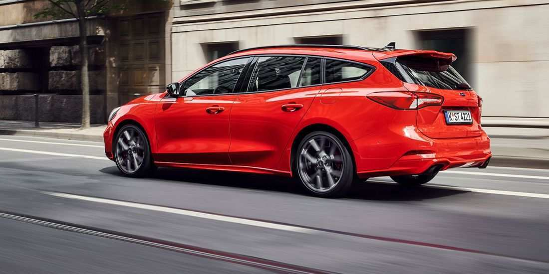 74 The 2019 Ford Focus Research New