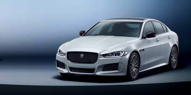 74 The 2019 Jaguar Xe Landmark Ratings