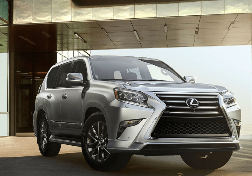 74 The 2019 Lexus Gx470 Redesign And Concept