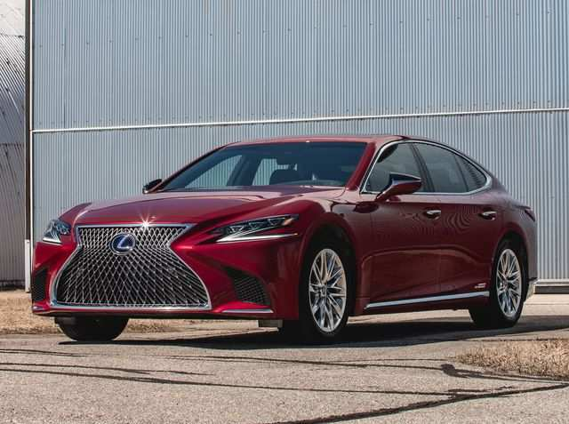 74 The 2019 Lexus LS New Model And Performance