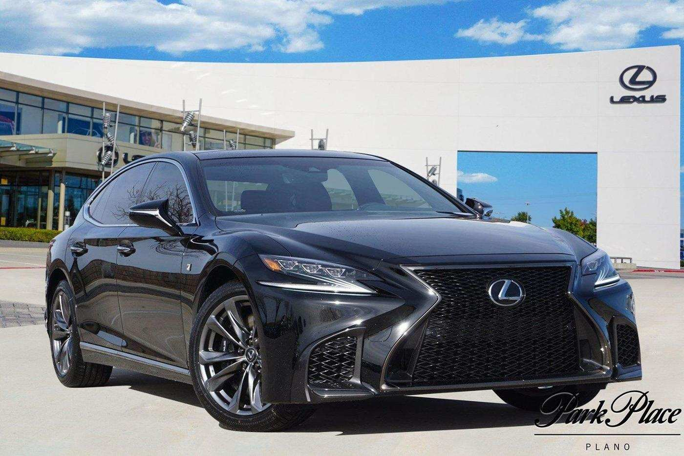 74 The 2019 Lexus LSs Price