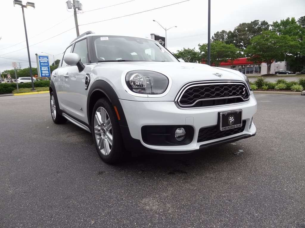 74 The 2019 Mini Countryman Exterior And Interior