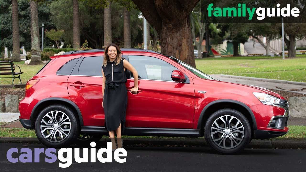 74 The 2019 Mitsubishi Asx Redesign And Review