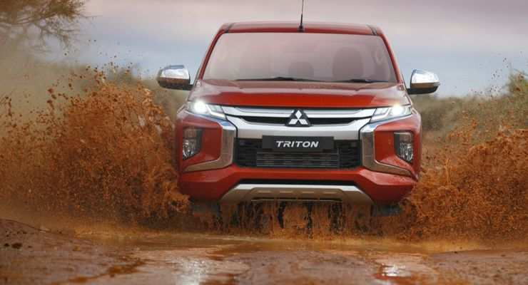 74 The 2019 Mitsubishi Triton Engine