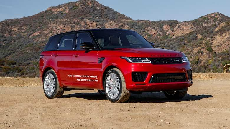 74 The 2019 Range Rover Sport Price And Release Date