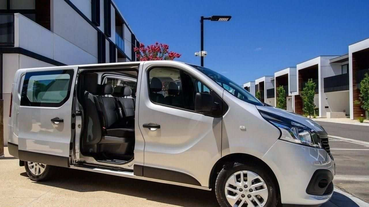 74 The 2019 Renault Trafic Concept and Review