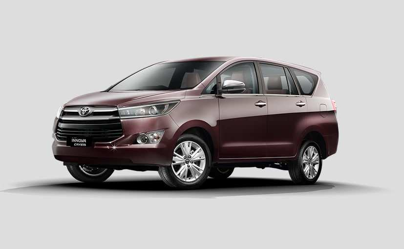 74 The 2019 Toyota Innova Pricing