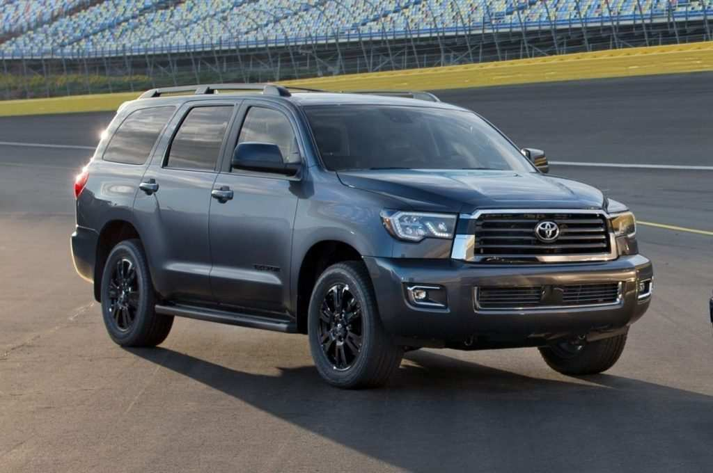 74 The 2019 Toyota Sequoia Redesign First Drive