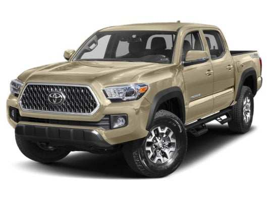 74 The 2019 Toyota Tacoma Quicksand Spesification