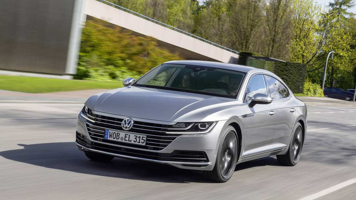74 The 2019 Volkswagen Arteon Release Date Pricing