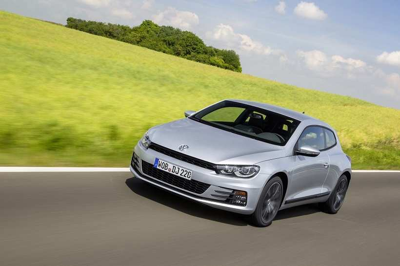 74 The 2019 Volkswagen Scirocco First Drive